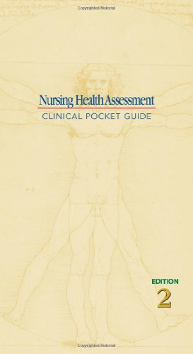 Nursing Health Assessment: Clinical Pocket Guide 9780803615823