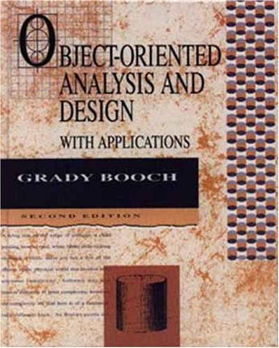 Object-Oriented Analysis and Design with Applications 9780805353402