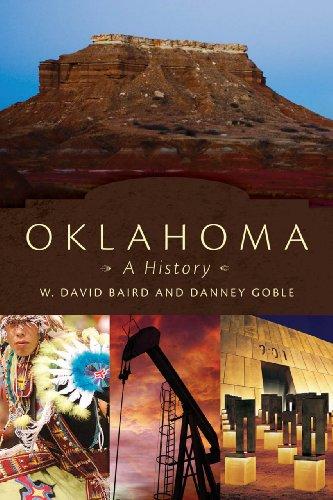Oklahoma: A History: A History