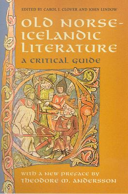 Old Norse-Icelandic Literature: A Critical Guide
