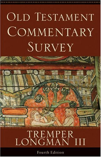 Old Testament Commentary Survey 9780801031236
