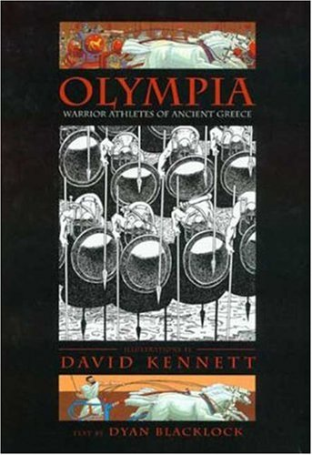 Olympia: Warrior Athletes of Ancient Greece 9780802787910