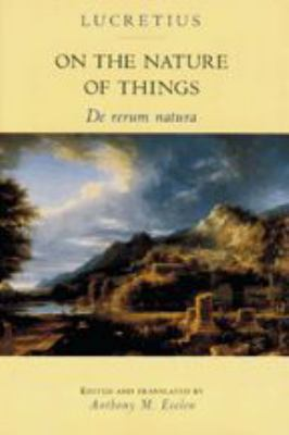 On the Nature of Things: de Rerum Natura 9780801850554