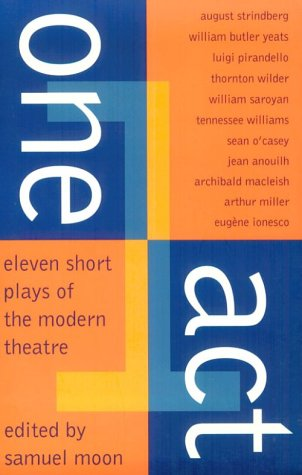 One Act: Eleven Short Plays of the Modern Theater 9780802130532