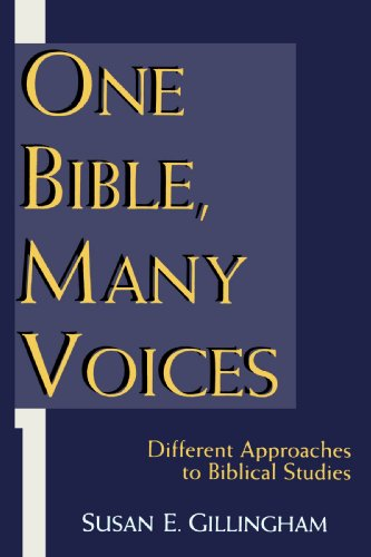 One Bible, Many Voices: Different Approaches to Biblical Studies 9780802846617