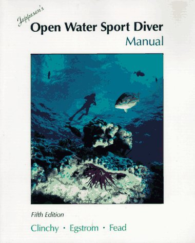 Open Water Sport Diving Manual (Jeppesen's) 9780801690358