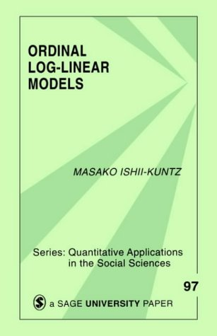 Ordinal Log-Linear Models 9780803943766