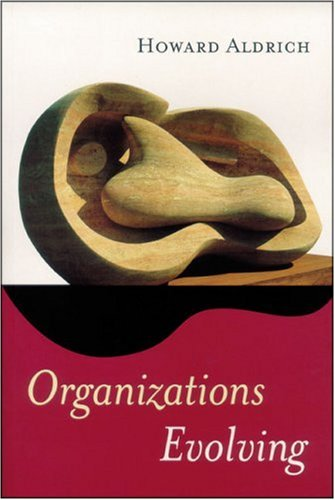 Organizations Evolving 9780803989191