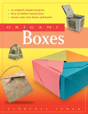 Origami Boxes Origami Boxes 9780804834957