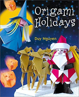 Origami Holidays 9780806978871