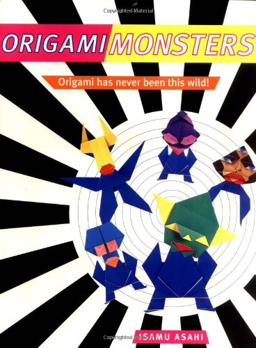 Origami Monsters 9780804833158