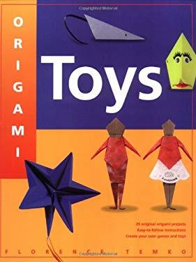 Origami Toys 9780804834780