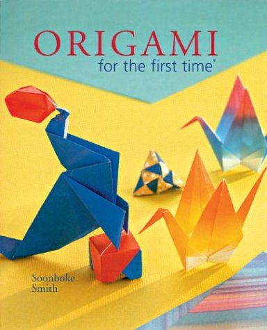 Origami for the First Time 9780806978673