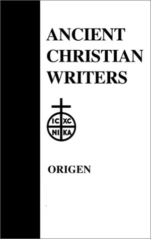 Origen, the Song of Songs: Commentary & Homilies 9780809102617