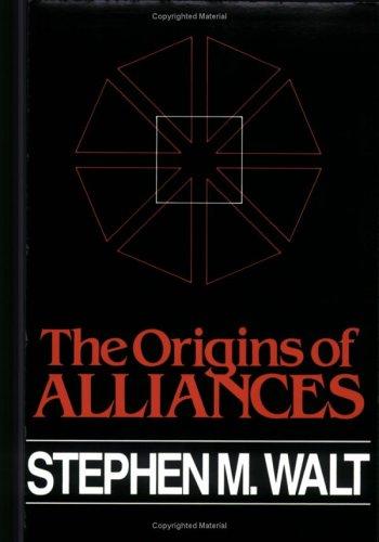 The Origins of Alliance 9780801494185