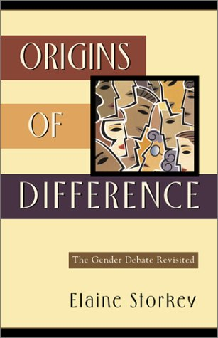 Origins of Difference: The Gender Debate Revisited 9780801022609
