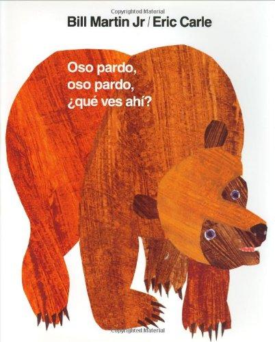 Oso Pardo, Oso Pardo, Qu Ves Ah 9780805059670