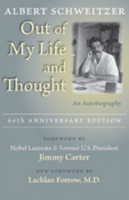 Out of My Life and Thought: An Autobiography 9780801894121