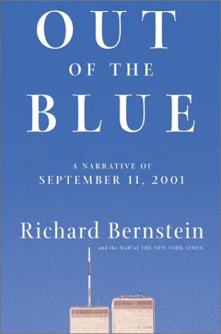 Out of the Blue: A Narrative of September 11, 2001 9780805072402