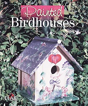Painted Birdhouses 9780806918778