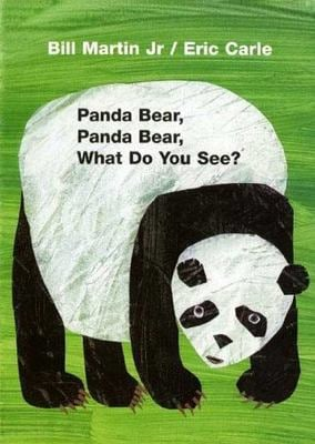 Panda Bear, Panda Bear, What Do You See? 9780805080780