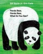 Panda Bear, Panda Bear, What Do You See? 9780805081022