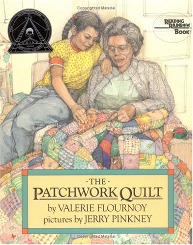 The Patchwork Quilt, Trade Book, Stage 3, Connected Literacy