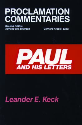 Paul and His Letters 2nd Ed 9780800623401