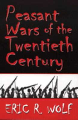 Peasant Wars of the Twentieth Century 9780806131962