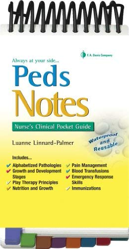 Peds Notes 9780803621787