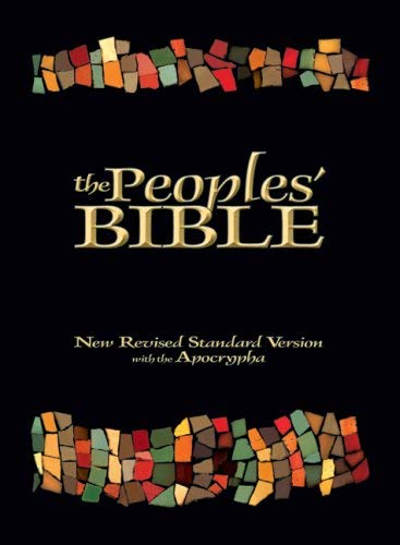 Peoples' Bible-NRSV 9780806656250