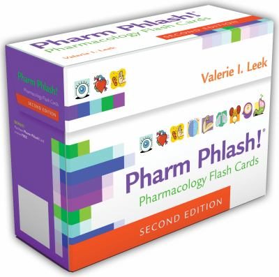 Pharm Phlash!: Pharmacology Flash Cards 9780803629943