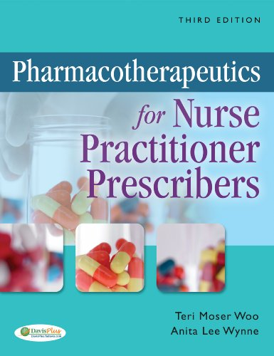 Pharmacotherapeutics for Nurse Practitioner Prescribers 9780803622357