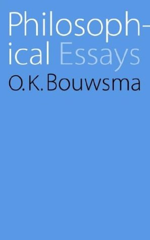 philosopher essays