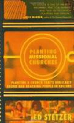 Planting Missional Churches 9780805443707
