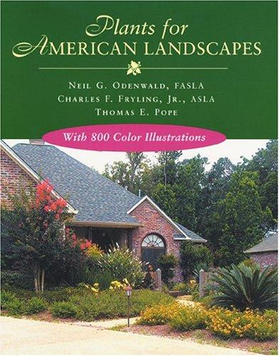 Plants for American Landscapes 9780807130117