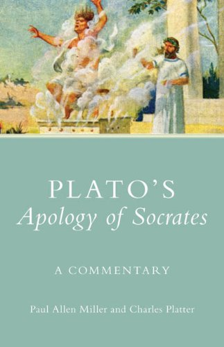 Plato's Apology of Socrates: A Commentary 9780806140254