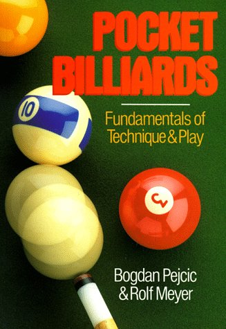 Pocket Billiards: Fundamentals of Technique & Play 9780806904580