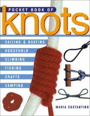 Pocket Book of Knots 9780806977256
