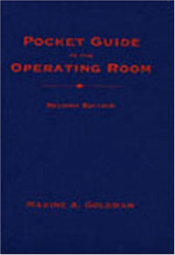 Pocket Guide to the Operating Room