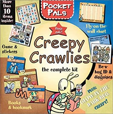 Pocket Pals: Creepy Crawlies: The Complete Kit 9780806955995