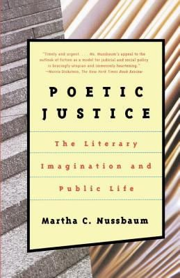Poetic Justice: The Literary Imagination and Public Life 9780807041093