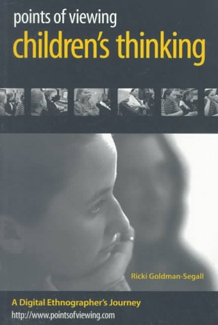 Points of Viewing Children's Thinking 9780805824322