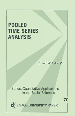 Pooled Time Series Analysis 9780803931602