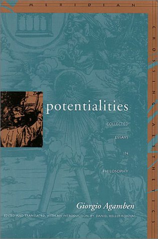 Potentialities: Collected Essays 9780804732789