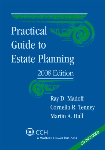 Practical Guide to Estate Planning [With CDROM] 9780808091523