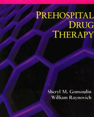 Prehospital Drug Therapy 9780801619694