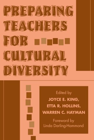 Preparing Teachers for Cultural Diversity 9780807736050