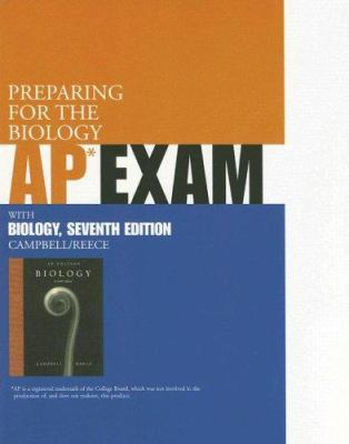 Preparing for the Biology AP Exam: With Biology, Seventh Edition 9780805371871