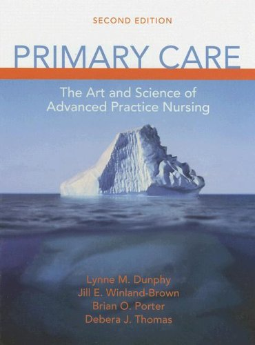 Primary Care: The Art and Science of Advanced Practice Nursing 9780803614871